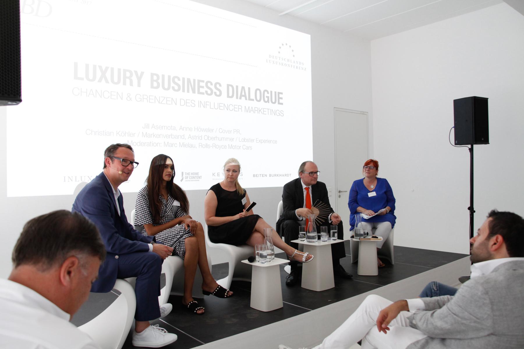 20170622_LBD17_4_Podiumsdiskussion (c) Luxury Business Day_Foto Alena Kayumova